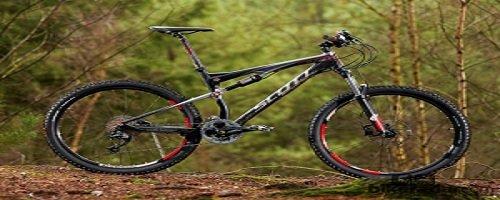 Meine Räder: Scott Spark 60 Jahr 2012 oder wer ist Mustafa