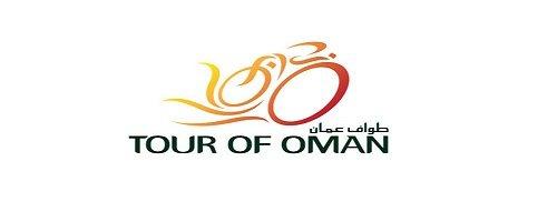 Massensturz bei der Tour of Oman