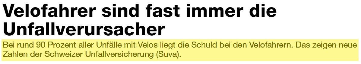 Aussagen in der Basler Zeitung