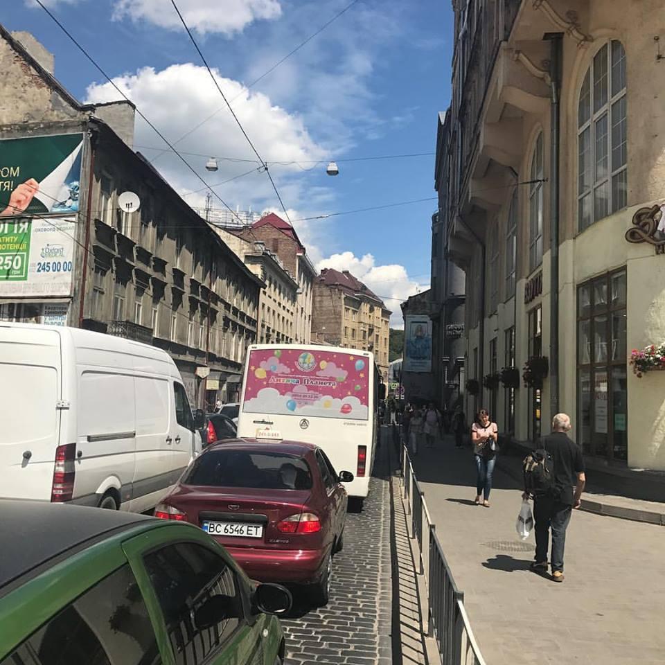 Jonas in Lviv