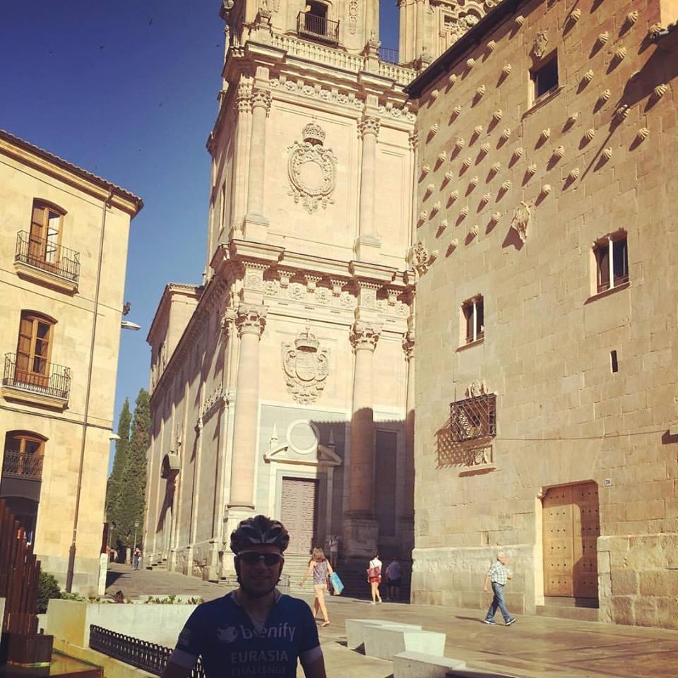 Jonas in Salamanca