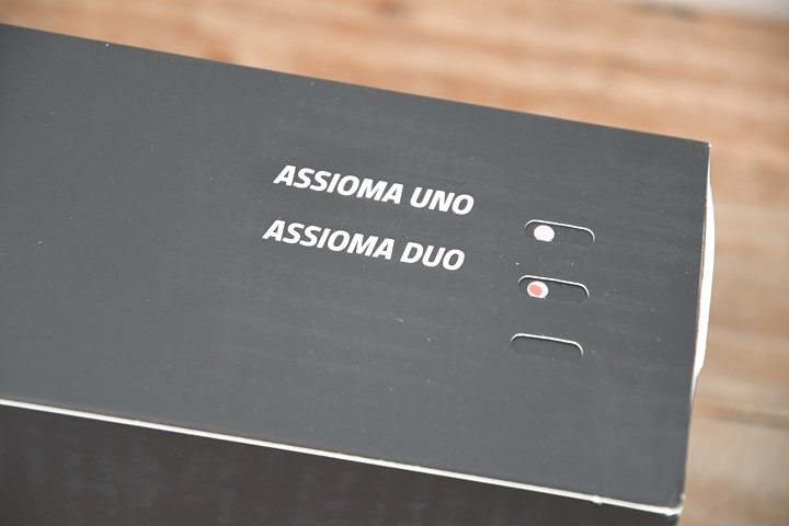 Assioma Single oder DUO