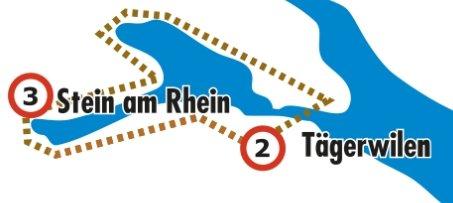 Bronzestrecke Bodensee Radmarathon