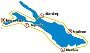 Goldstrecke Bodensee Radmarathon