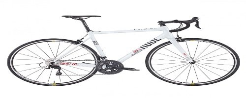 Meine Räder: ROSE PRO SL-2000 oder wer ist Ernesto