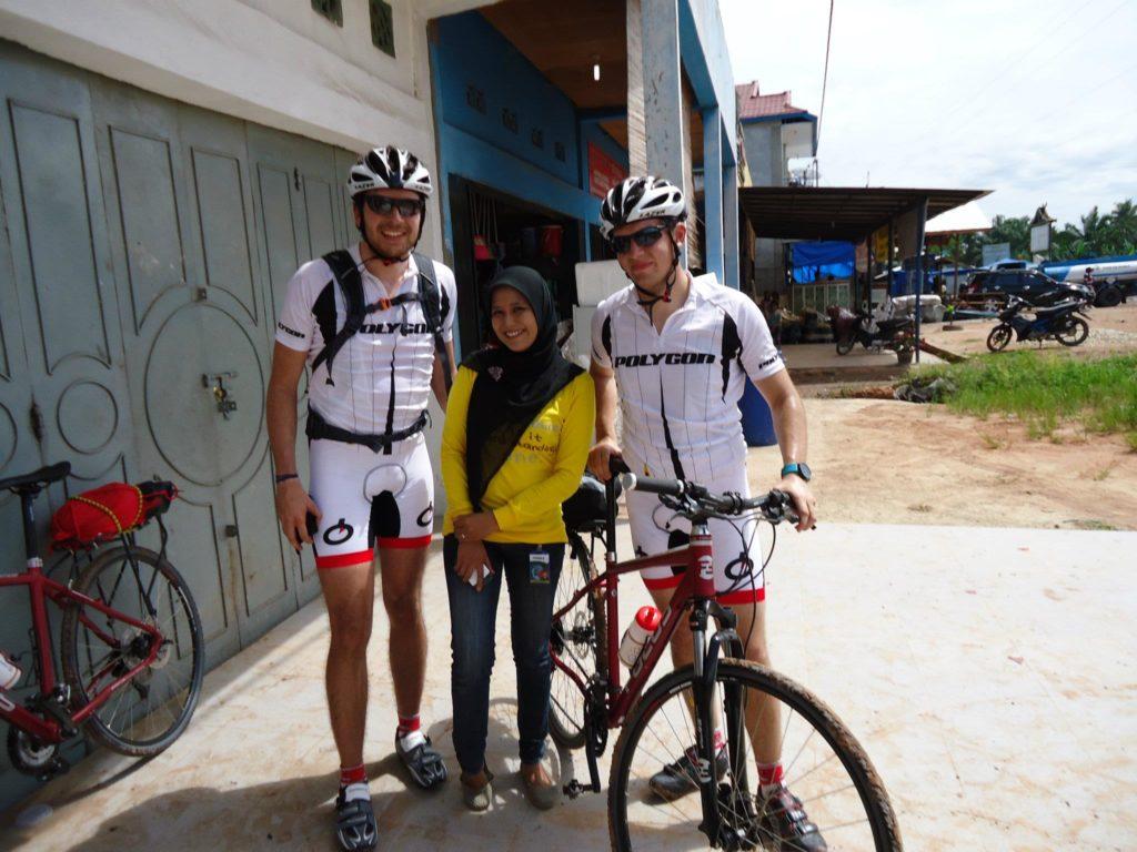 Jonas in Indonesien 1