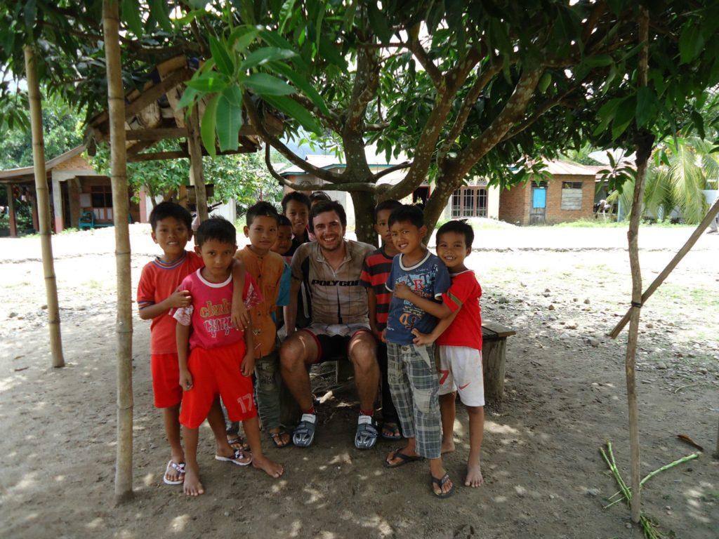 Jonas in Indonesien