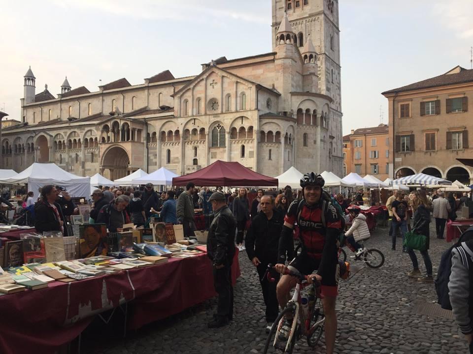 Jonas in Italien