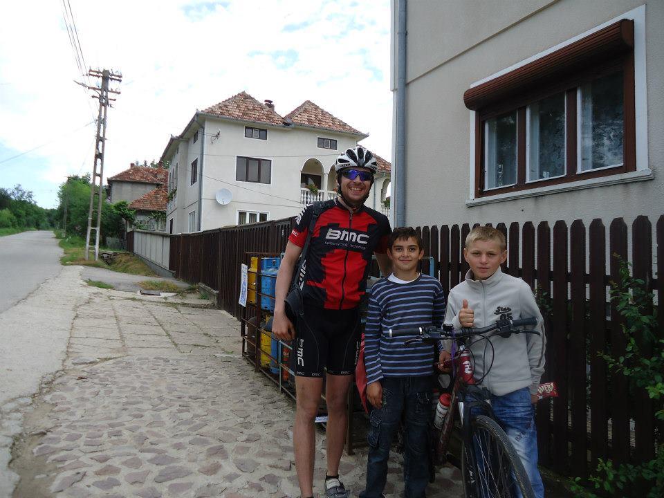 Jonas in Rumänien