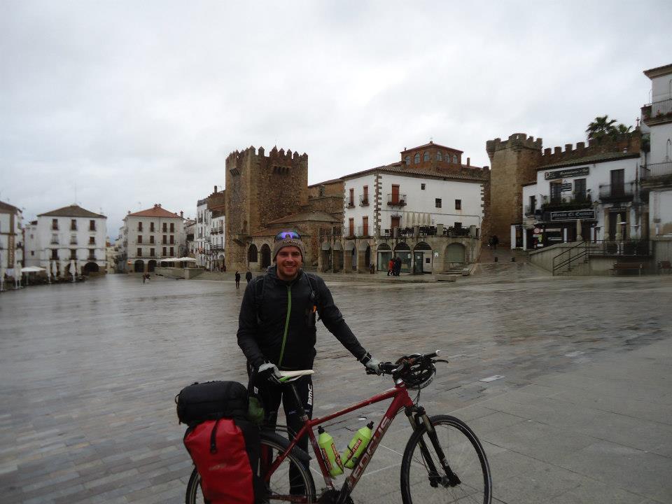 Jonas in Spanien